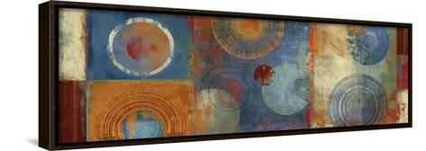 Organic I-Anna Polanski-Framed Canvas Print