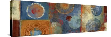 Organic I-Anna Polanski-Stretched Canvas Print