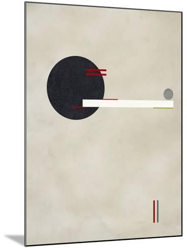 Circle Love-Kevin Calaguiro-Mounted Art Print