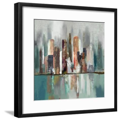 Illumination II-Anna Polanski-Framed Art Print