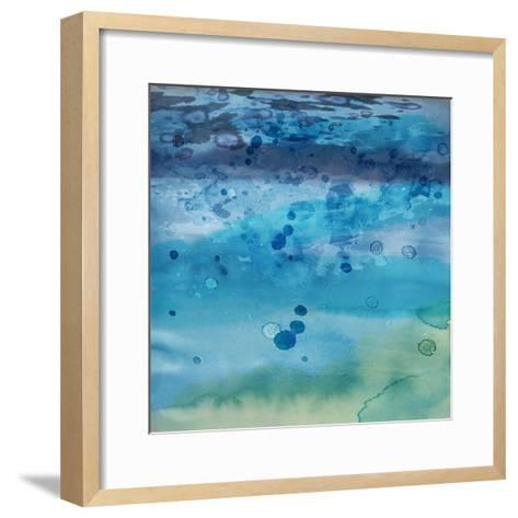 Into the Deep II-Sloane Addison ?-Framed Art Print