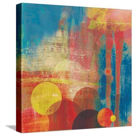 Big Lights-Andrew Michaels-Stretched Canvas Print
