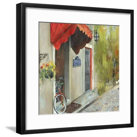 Stopping By-Sloane Addison ?-Framed Art Print