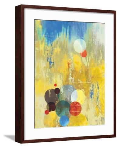 Spherical IV-Andrew Michaels-Framed Art Print