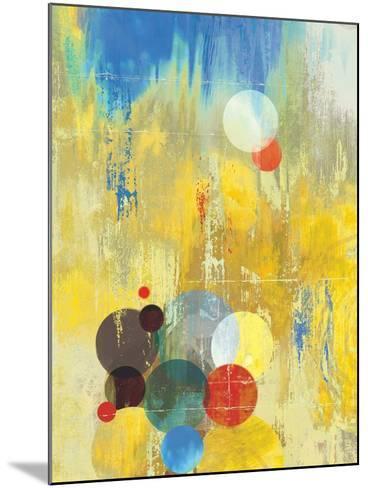 Spherical IV-Andrew Michaels-Mounted Art Print