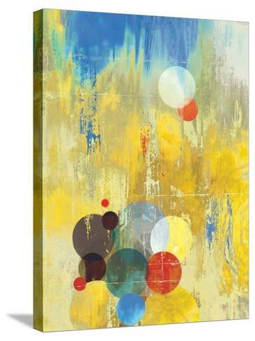Spherical IV-Andrew Michaels-Stretched Canvas Print