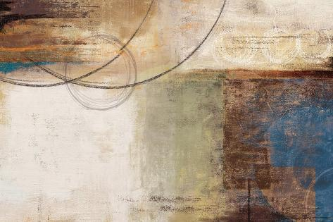Moon Shine-Sloane Addison ?-Stretched Canvas Print