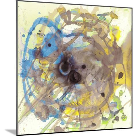 Watercolour Abstract I-Anna Polanski-Mounted Art Print