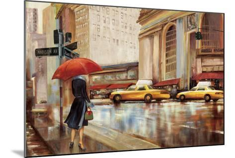 In the City-Sloane Addison ?-Mounted Art Print