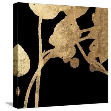 Gilded I-Sloane Addison ?-Stretched Canvas Print