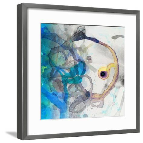 Watercolour Abstract II-Anna Polanski-Framed Art Print
