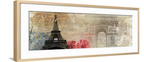 Paris-Andrew Michaels-Framed Art Print