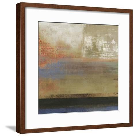 Indigo Sweep-Sloane Addison ?-Framed Art Print
