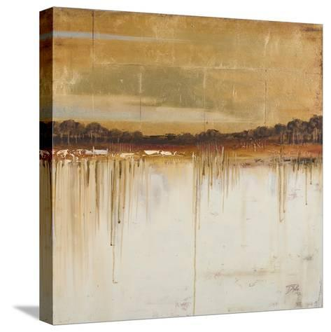 Melting Gold I-Patricia Pinto-Stretched Canvas Print
