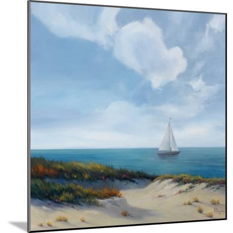 Shoreline Marshes II-Vivien Rhyan-Mounted Art Print