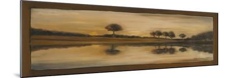Sepia Landscape II-Nelly Arenas-Mounted Art Print