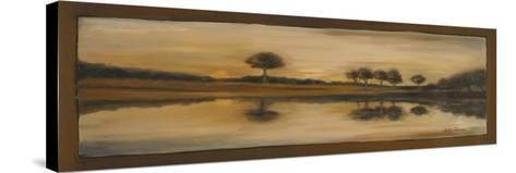Sepia Landscape II-Nelly Arenas-Stretched Canvas Print