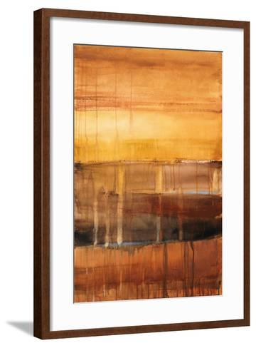 Autumn Glows I-Lanie Loreth-Framed Art Print