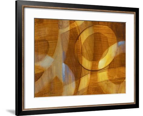 Discovering What Lies Ahead II-Lanie Loreth-Framed Art Print