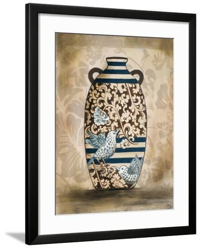 The Pottery I-Patricia Pinto-Framed Art Print