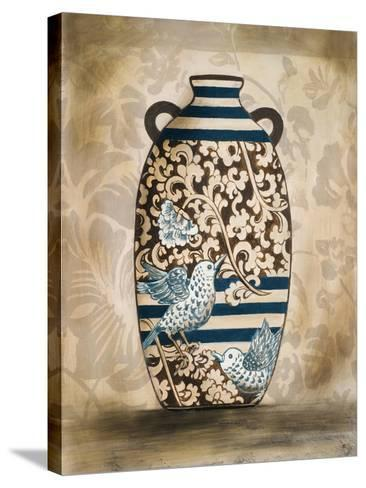 The Pottery I-Patricia Pinto-Stretched Canvas Print