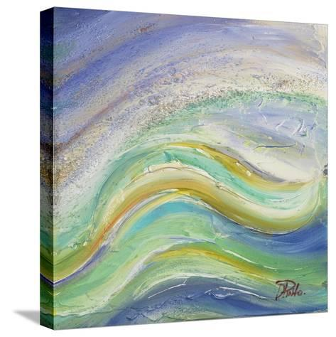 The Sea II-Patricia Pinto-Stretched Canvas Print