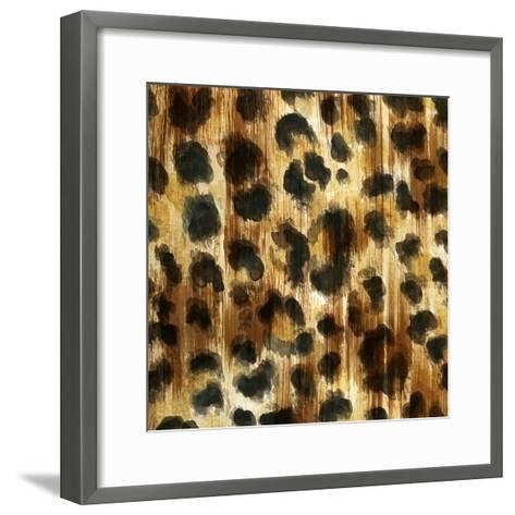 Nairobi Square I-Nicholas Biscardi-Framed Art Print