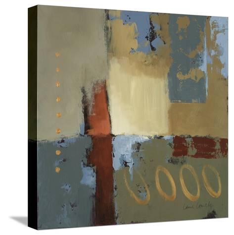 On the Boulevard I-Lanie Loreth-Stretched Canvas Print