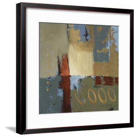 On the Boulevard I-Lanie Loreth-Framed Art Print