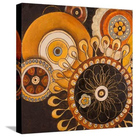Galactic I-Patricia Pinto-Stretched Canvas Print