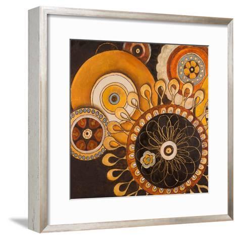 Galactic I-Patricia Pinto-Framed Art Print