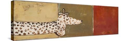 Fashion Puppy II-Patricia Pinto-Stretched Canvas Print