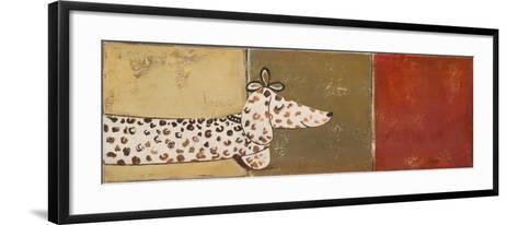 Fashion Puppy II-Patricia Pinto-Framed Art Print