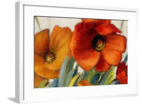 Poppy Splendor II-Lanie Loreth-Framed Art Print