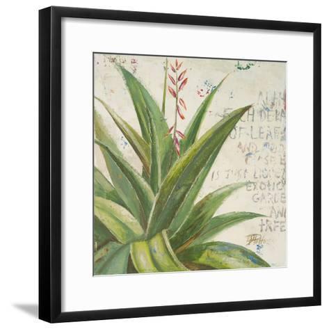 Aloe II-Patricia Pinto-Framed Art Print