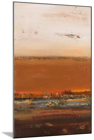 Night is Coming II-Patricia Pinto-Mounted Premium Giclee Print