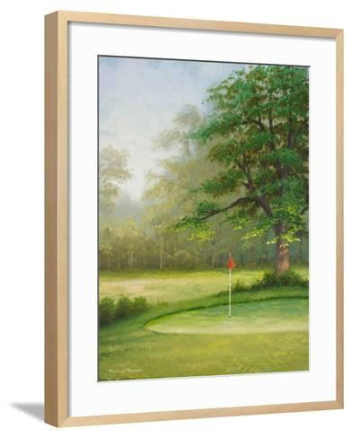 Amacoy Green II-Michael Marcon-Framed Art Print