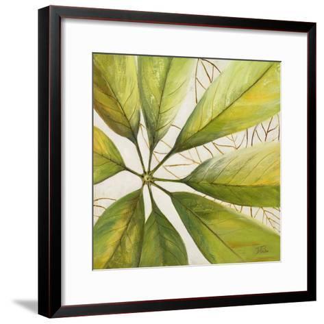 Fresh Leaves II-Patricia Pinto-Framed Art Print