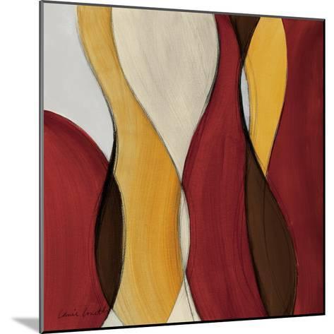 Crimson Coalescence I-Lanie Loreth-Mounted Art Print