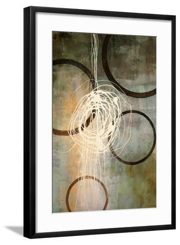 Connections II-Michael Marcon-Framed Art Print
