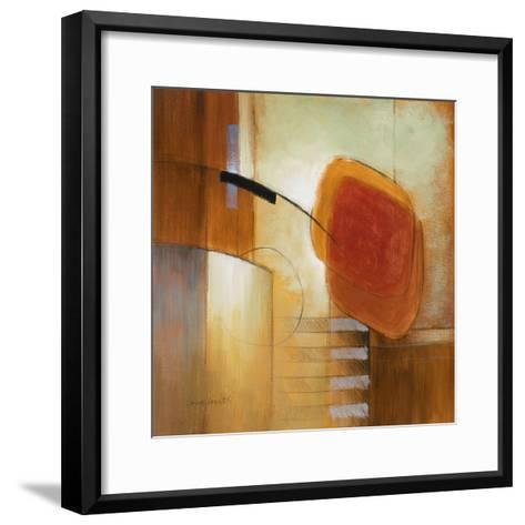 Afternoon in the City V-Lanie Loreth-Framed Art Print