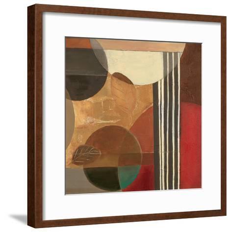 Visionary IV-Patricia Pinto-Framed Art Print