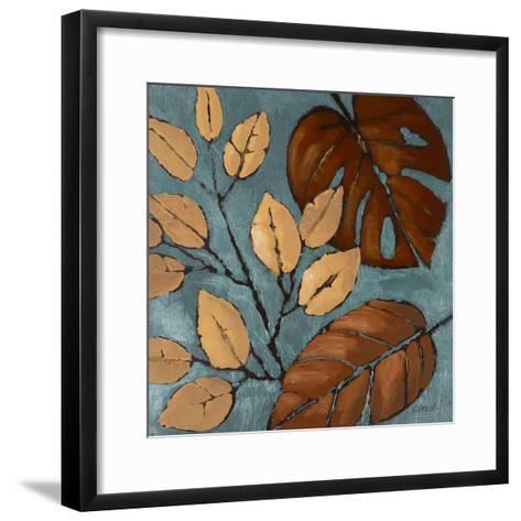 Blue Indian Summer I-Lanie Loreth-Framed Art Print