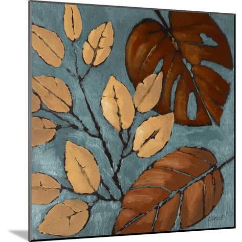 Blue Indian Summer I-Lanie Loreth-Mounted Art Print