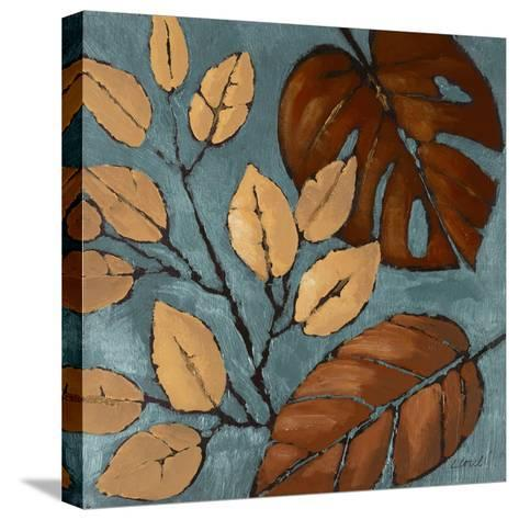 Blue Indian Summer I-Lanie Loreth-Stretched Canvas Print