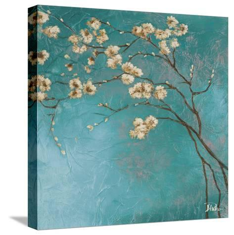 Glamorous on Teal II-Patricia Pinto-Stretched Canvas Print