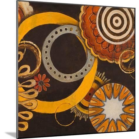 Galactic II-Patricia Pinto-Mounted Premium Giclee Print