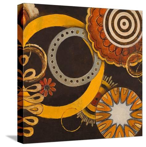 Galactic II-Patricia Pinto-Stretched Canvas Print