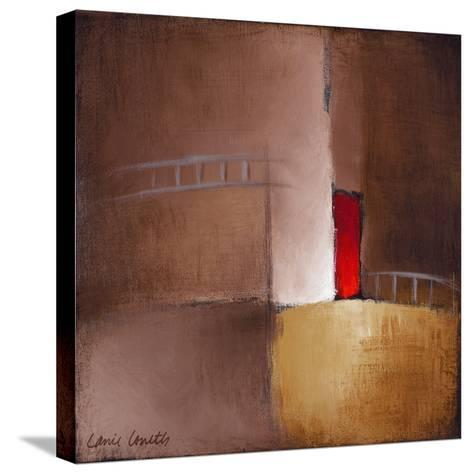 Chocolate Square II-Lanie Loreth-Stretched Canvas Print