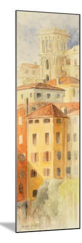 View of Bassana del Grappa-Lanie Loreth-Mounted Art Print